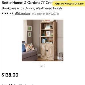 Bookshelf Better Homes & Garden